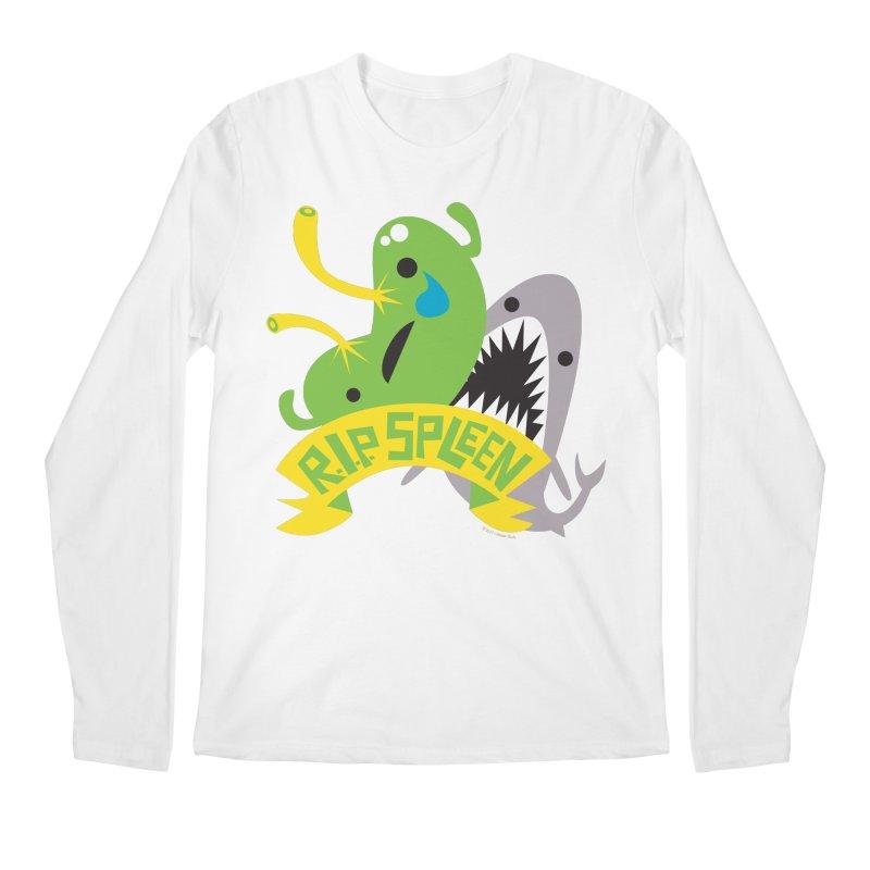 Spleen - Rest in Peace - Splenectomy Men's Longsleeve T-Shirt by I Heart Guts