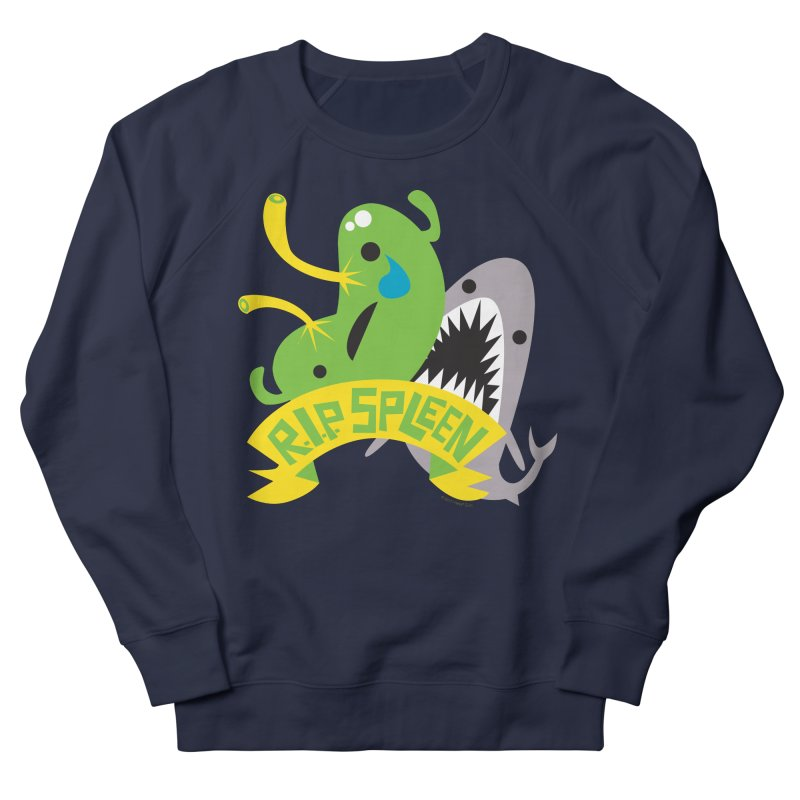 Spleen - Rest in Peace - Splenectomy Men's Sweatshirt by I Heart Guts