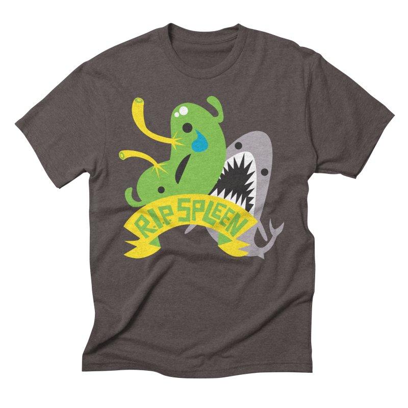 Spleen - Rest in Peace - Splenectomy Men's Triblend T-Shirt by I Heart Guts