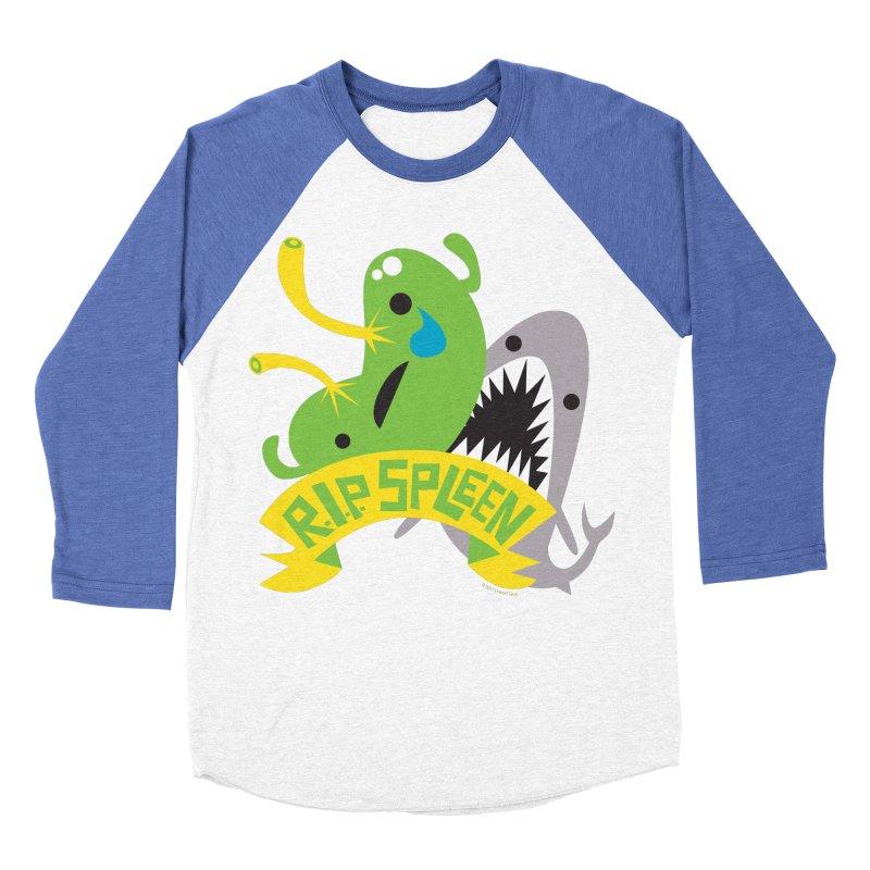 Spleen - Rest in Peace - Splenectomy Men's Baseball Triblend T-Shirt by I Heart Guts