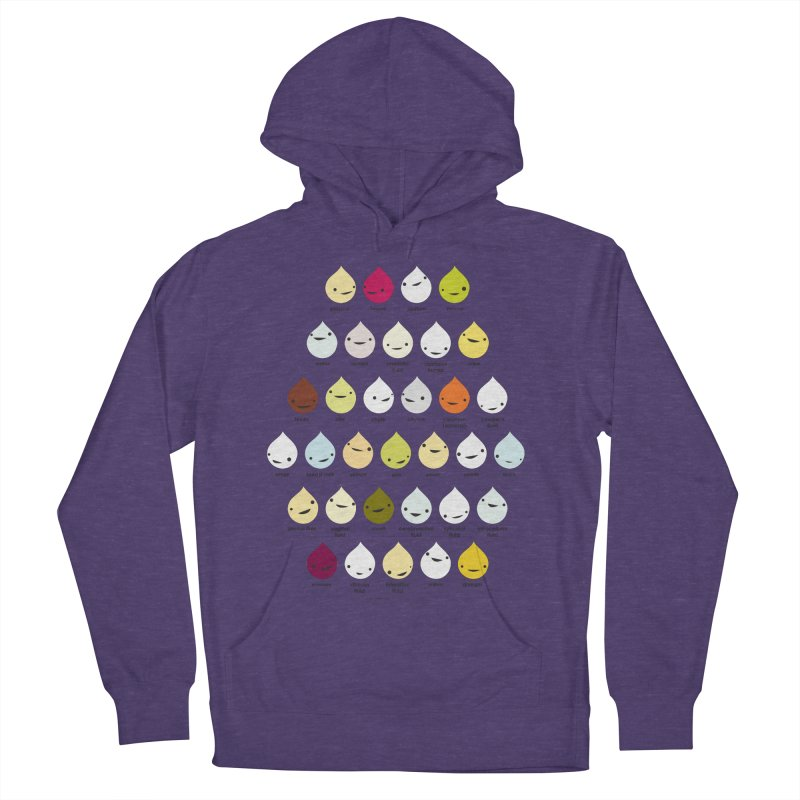 Blood, Sweat, Tears and Chyme Men's Pullover Hoody by I Heart Guts