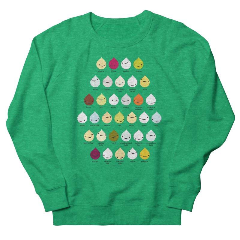 Blood, Sweat, Tears and Chyme Women's Sweatshirt by I Heart Guts