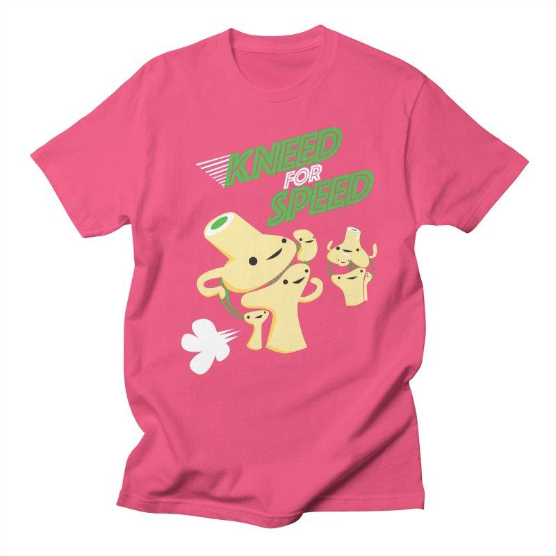 Kneed For Speed Women's Regular Unisex T-Shirt by I Heart Guts