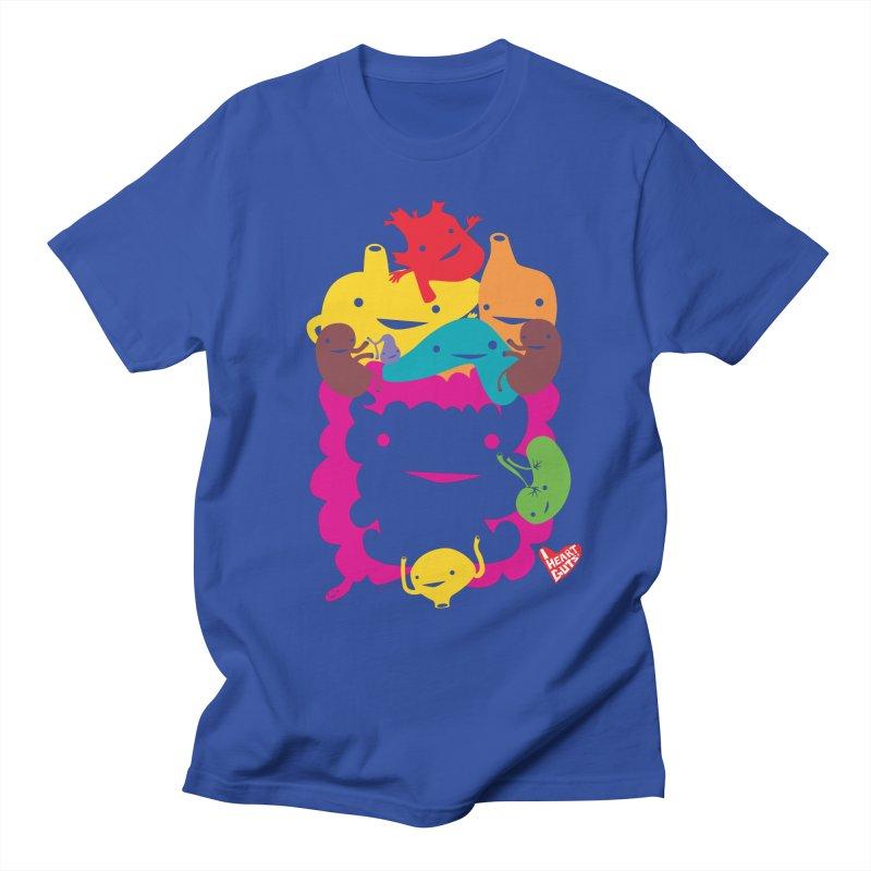Life Takes Guts Men's T-Shirt by I Heart Guts
