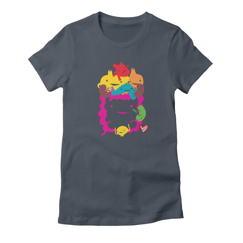Life Takes Guts Women's T-Shirt by I Heart Guts