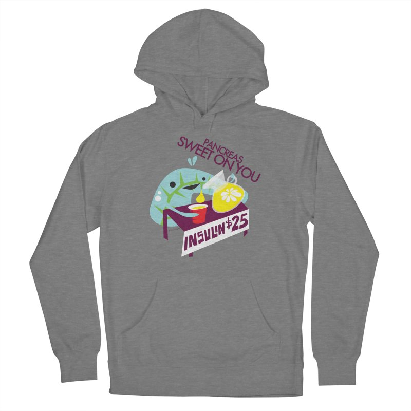 Pancreas - Sweet On You Men's Pullover Hoody by I Heart Guts