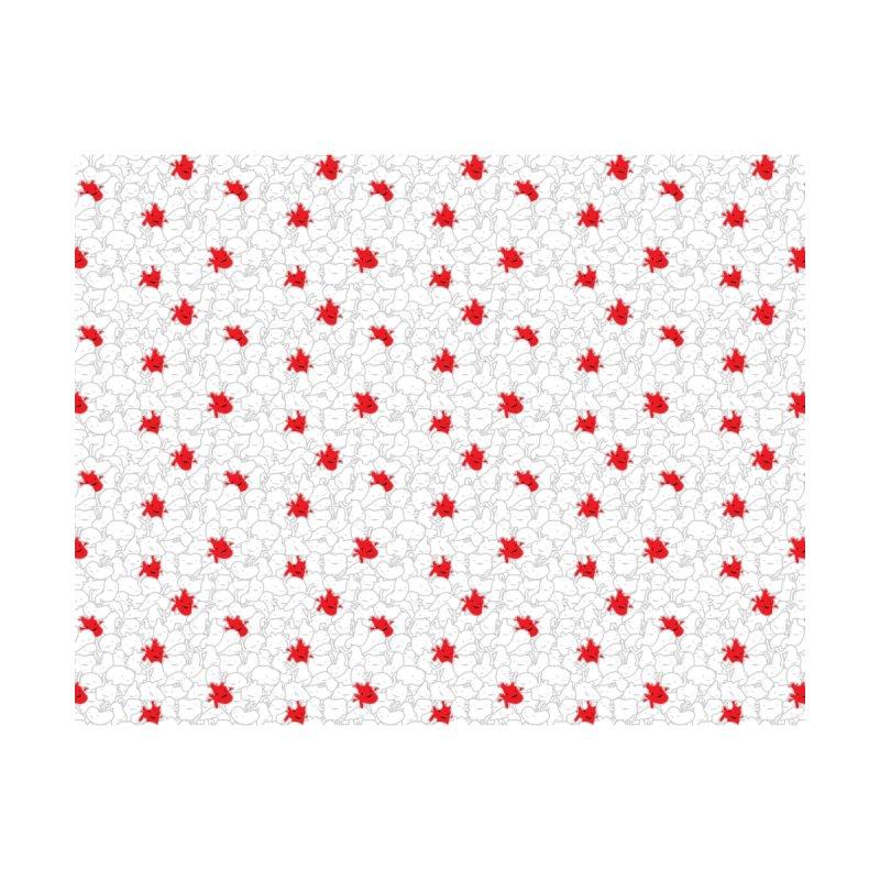 Tiny Hearts Print by I Heart Guts