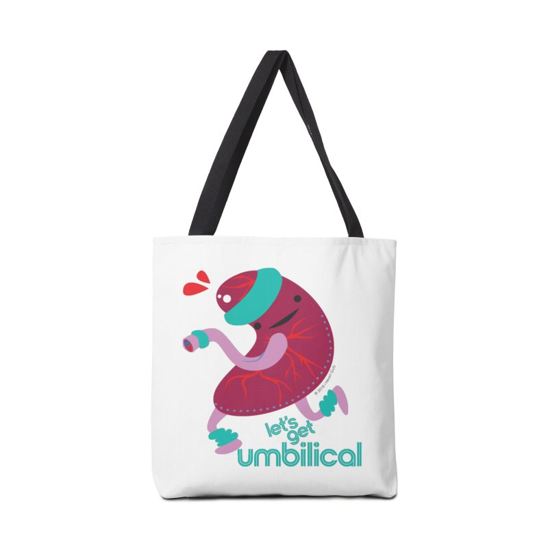 Placenta - Let's Get Umbilical Accessories Bag by I Heart Guts