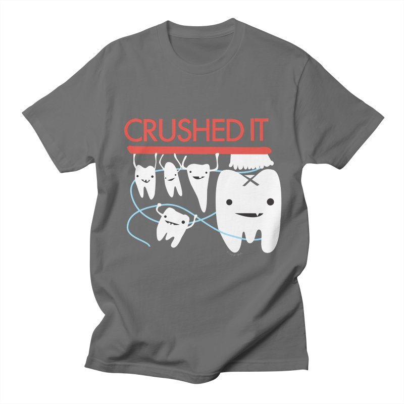 Teeth - Crushed It Women's T-Shirt by I Heart Guts