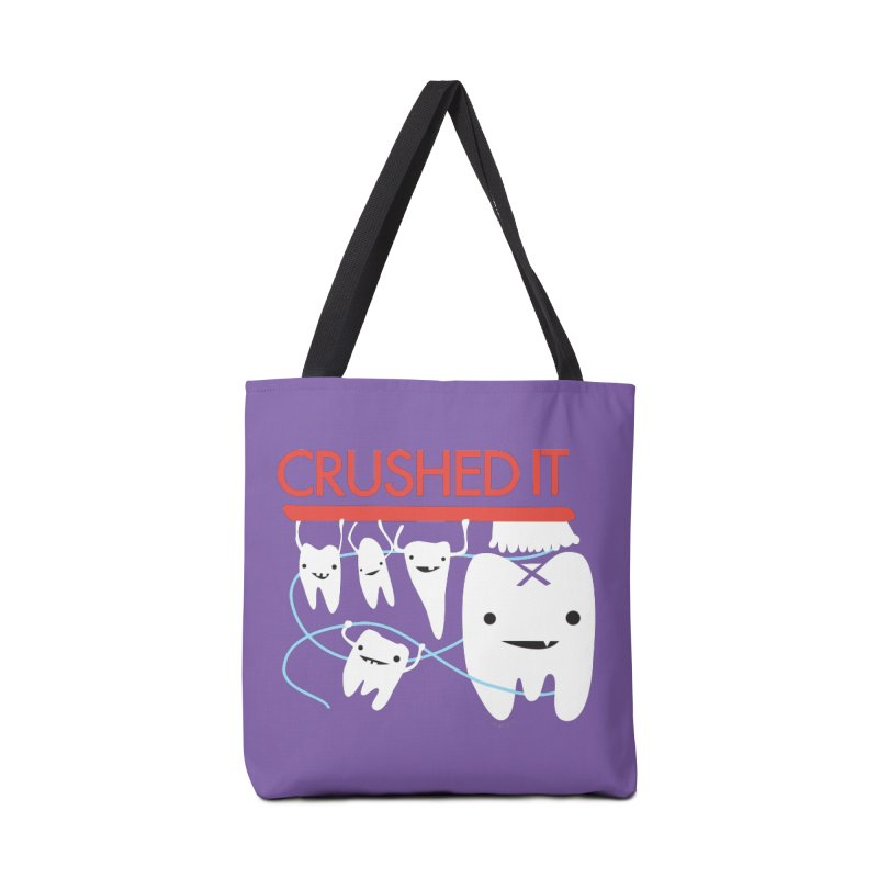 Teeth - Crushed It Accessories Bag by I Heart Guts