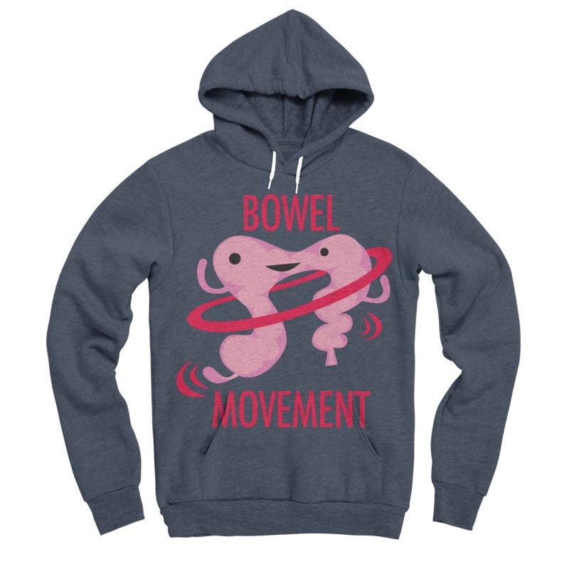 Bowel Movement Men's Sponge Fleece Pullover Hoody by I Heart Guts