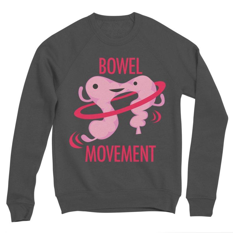 Bowel Movement Men's Sponge Fleece Sweatshirt by I Heart Guts