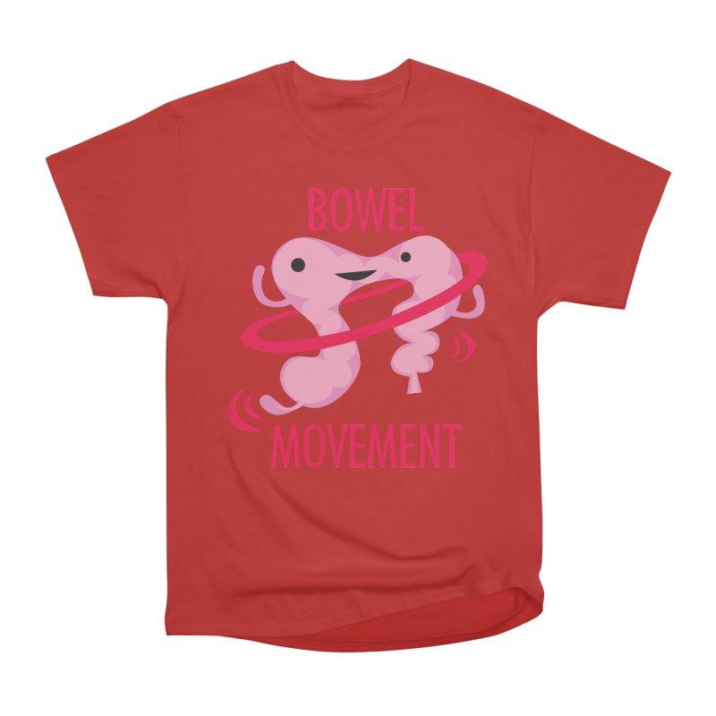Bowel Movement Men's Heavyweight T-Shirt by I Heart Guts