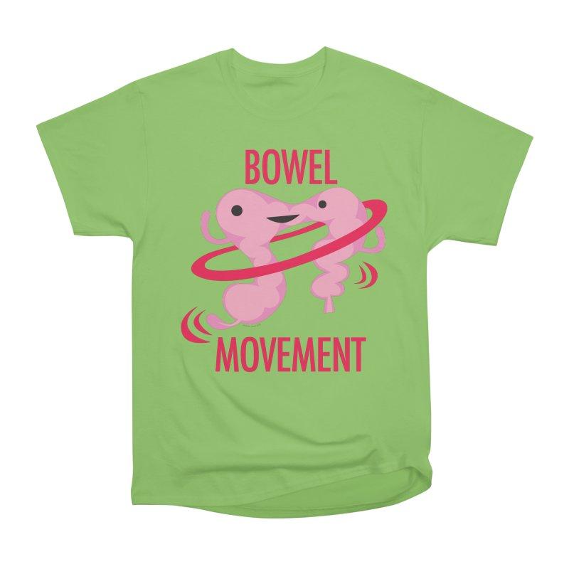 Bowel Movement Women's Heavyweight Unisex T-Shirt by I Heart Guts