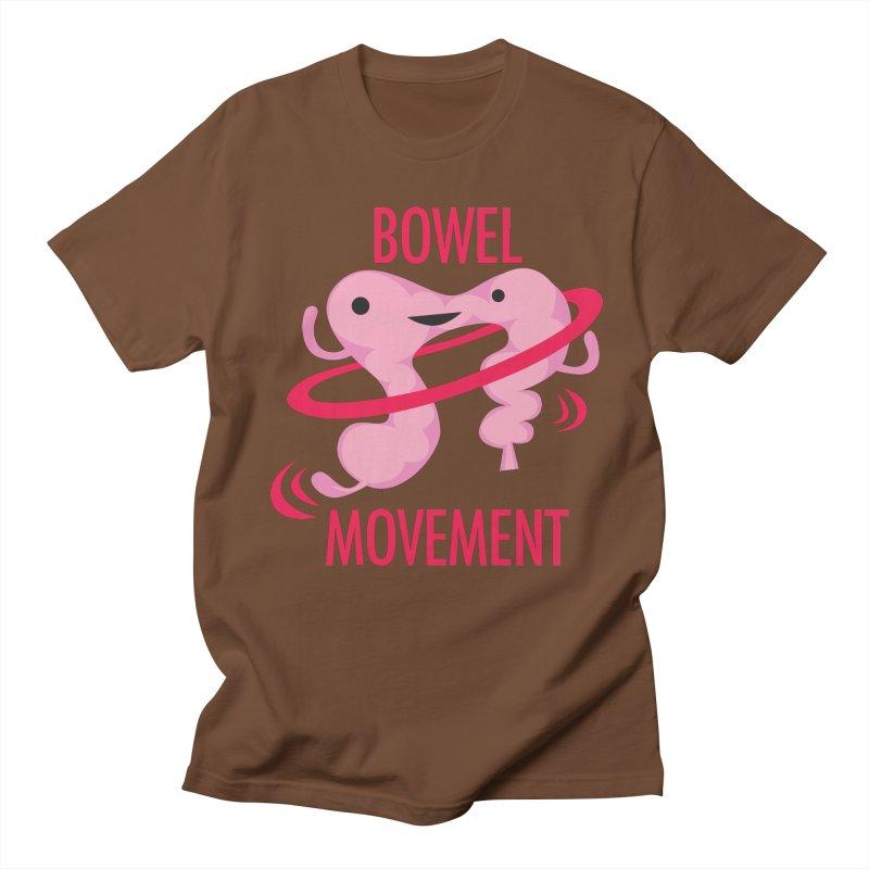 Bowel Movement Women's Regular Unisex T-Shirt by I Heart Guts