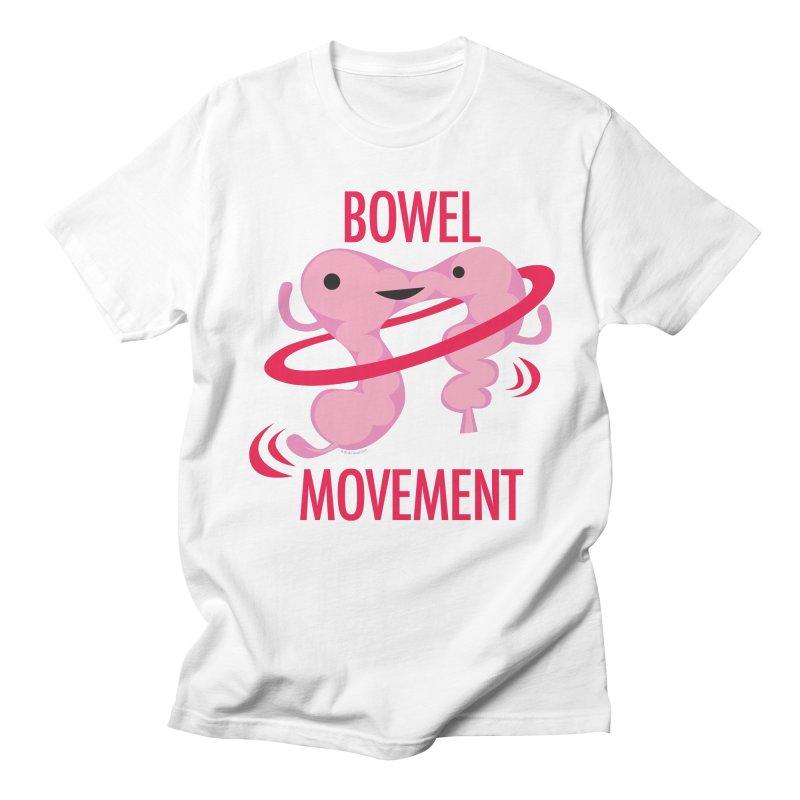 Bowel Movement Men's Regular T-Shirt by I Heart Guts