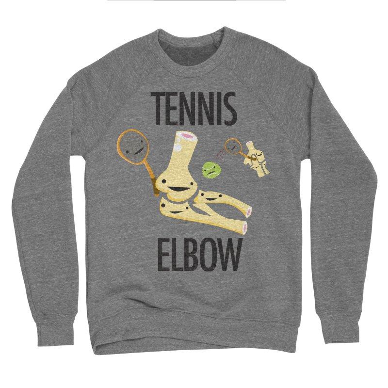 Tennis Elbow Women's Sponge Fleece Sweatshirt by I Heart Guts