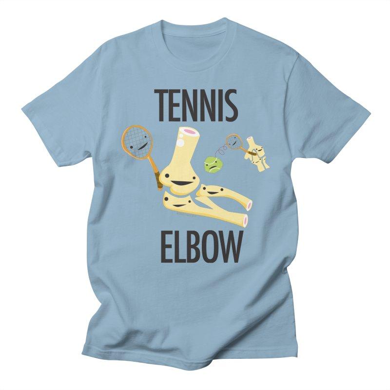 Tennis Elbow Women's Regular Unisex T-Shirt by I Heart Guts