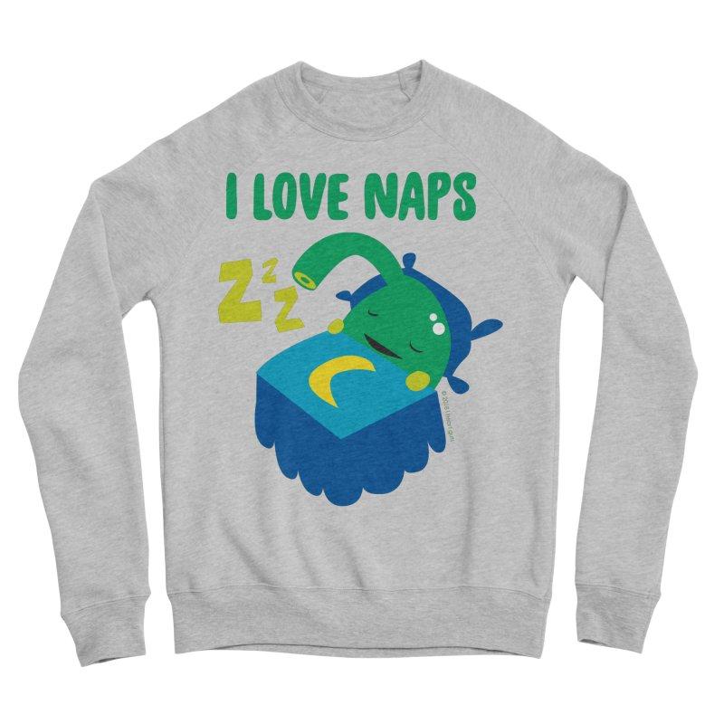 Pineal Gland - I Love Naps Women's Sponge Fleece Sweatshirt by I Heart Guts