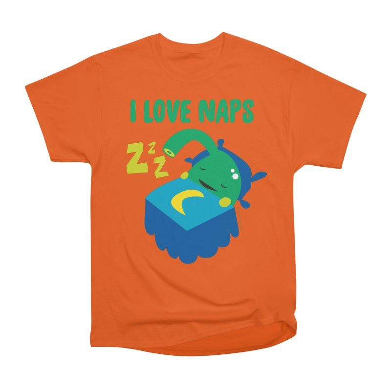 Pineal Gland - I Love Naps Men's Heavyweight T-Shirt by I Heart Guts