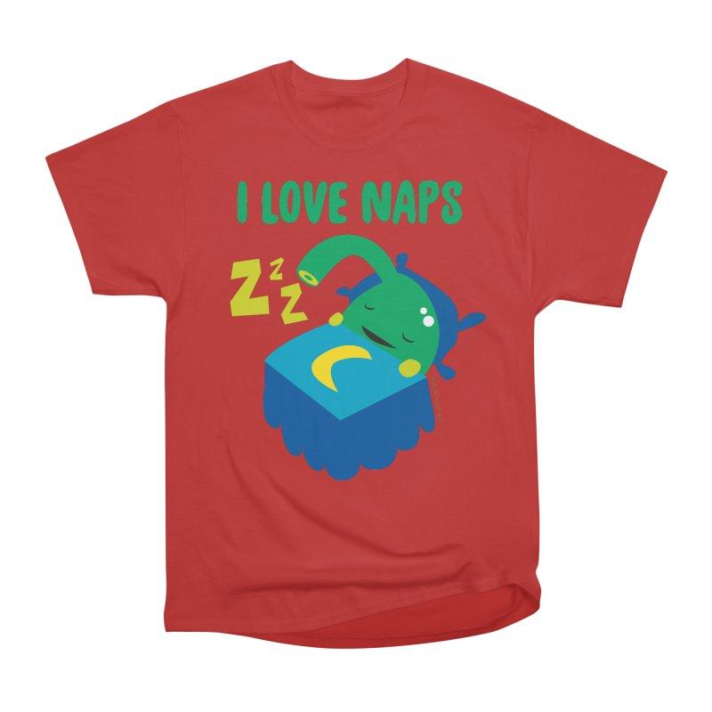 Pineal Gland - I Love Naps Women's Heavyweight Unisex T-Shirt by I Heart Guts