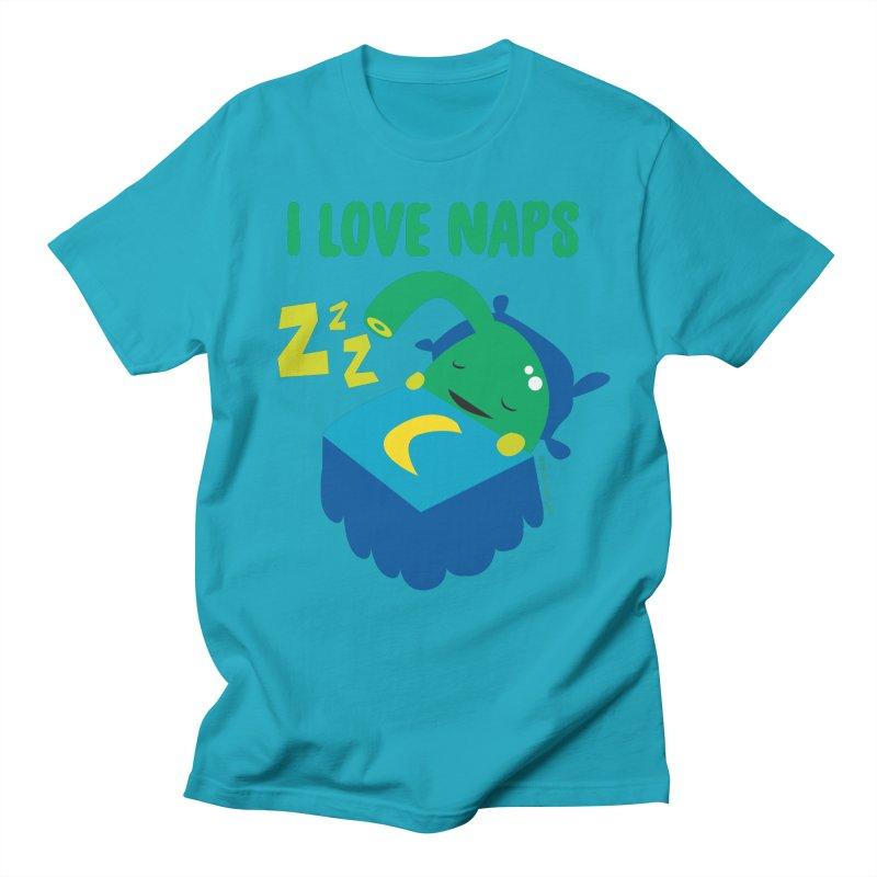 Pineal Gland - I Love Naps Women's Regular Unisex T-Shirt by I Heart Guts