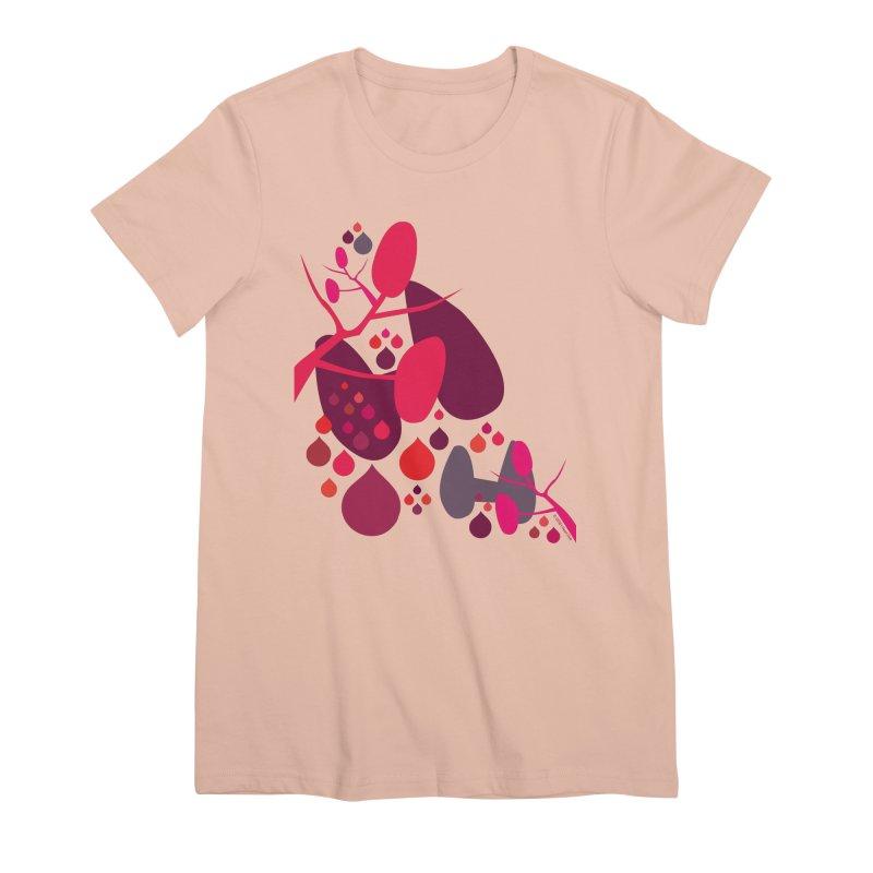 Parathyroid + Thyroid Women's Premium T-Shirt by I Heart Guts