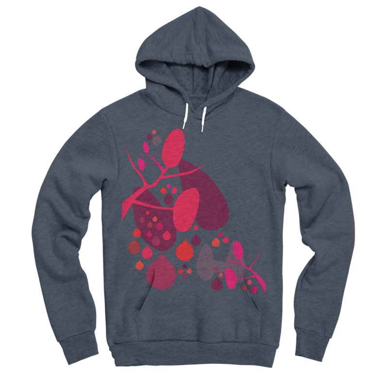Parathyroid + Thyroid Men's Sponge Fleece Pullover Hoody by I Heart Guts