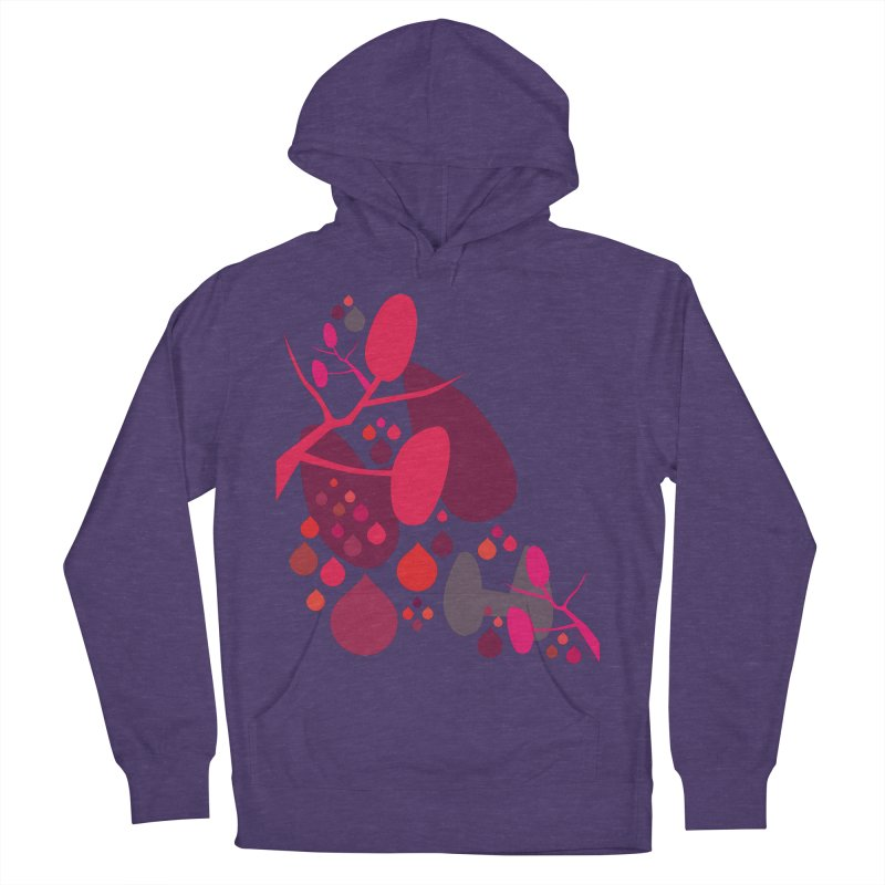 Parathyroid + Thyroid Men's French Terry Pullover Hoody by I Heart Guts