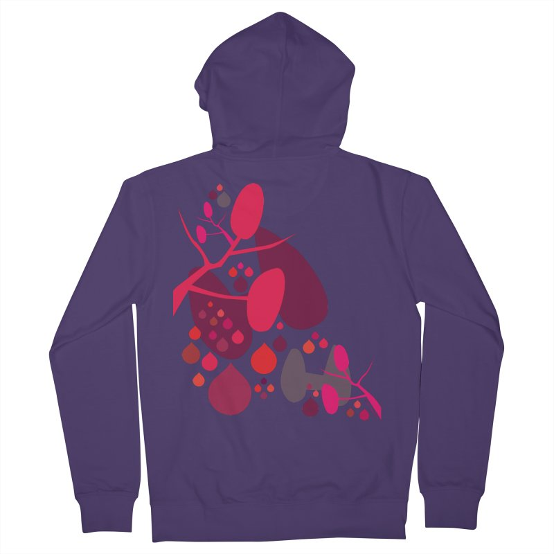 Parathyroid + Thyroid Women's French Terry Zip-Up Hoody by I Heart Guts