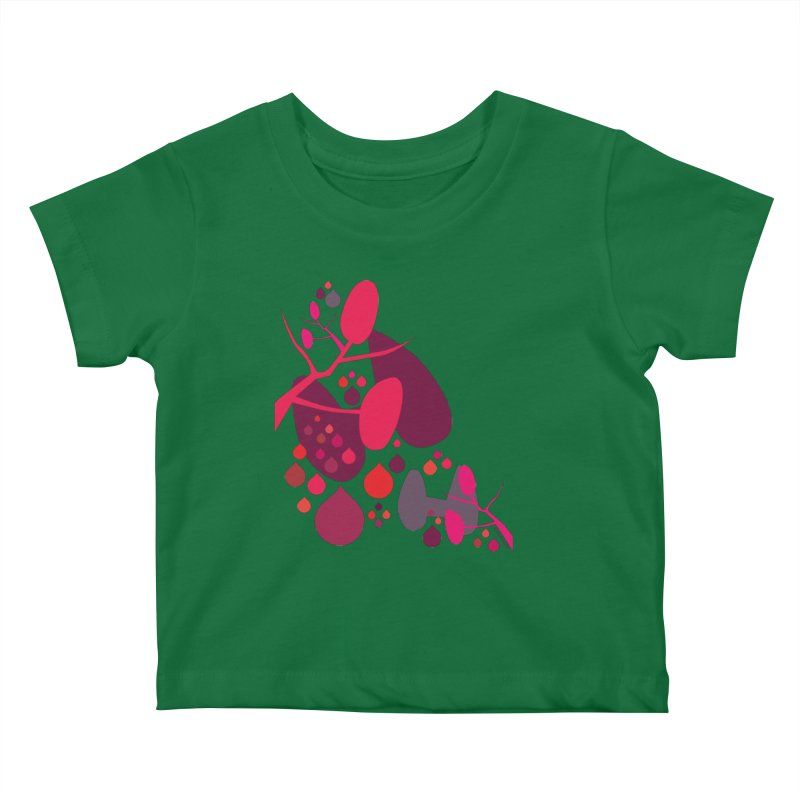 Parathyroid + Thyroid Kids Baby T-Shirt by I Heart Guts