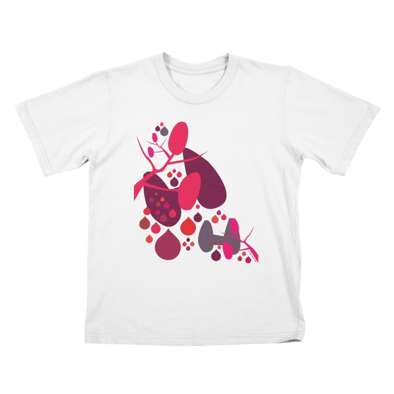 Parathyroid + Thyroid Kids T-Shirt by I Heart Guts