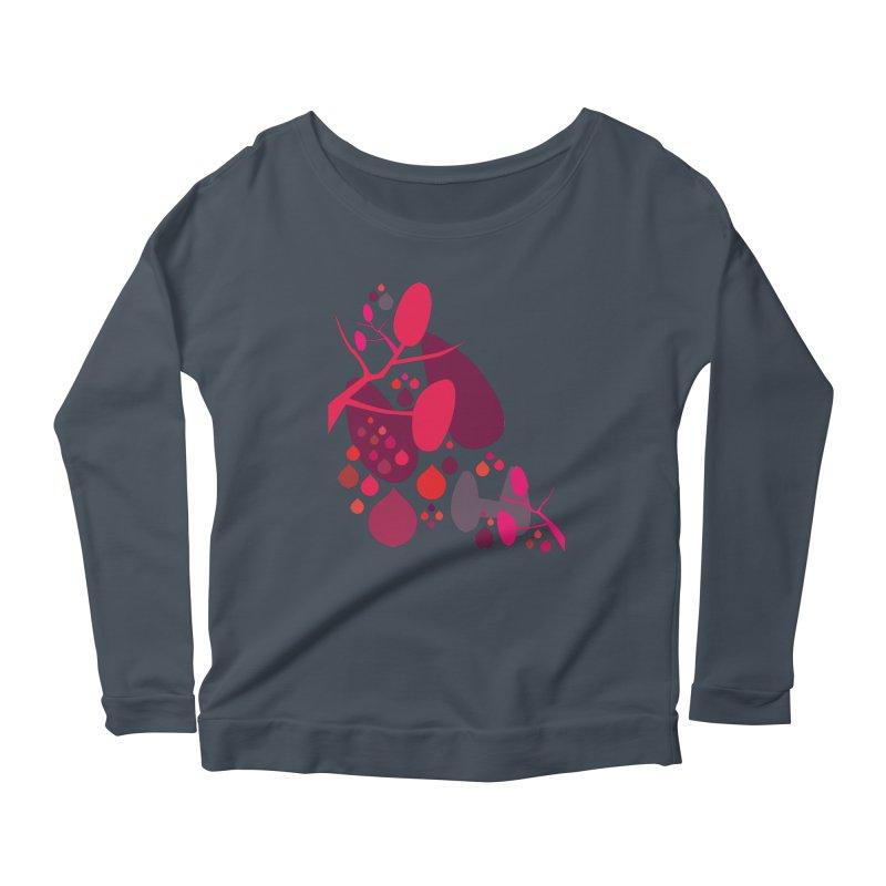 Parathyroid + Thyroid Women's Scoop Neck Longsleeve T-Shirt by I Heart Guts