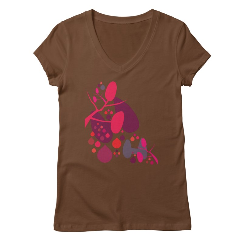 Parathyroid + Thyroid Women's V-Neck by I Heart Guts