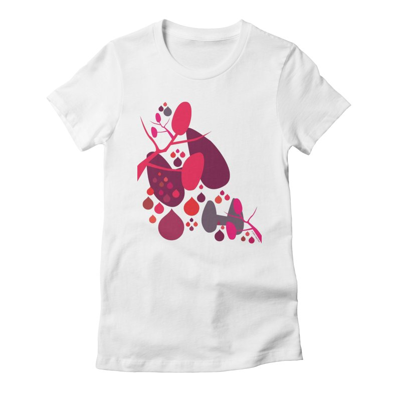 Parathyroid + Thyroid Women's Fitted T-Shirt by I Heart Guts
