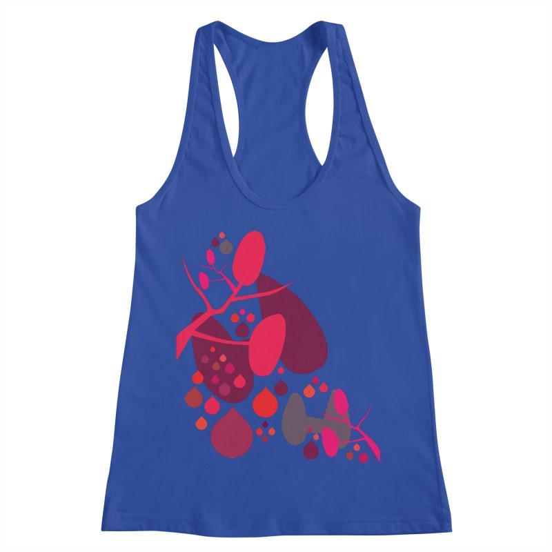 Parathyroid + Thyroid Women's Racerback Tank by I Heart Guts