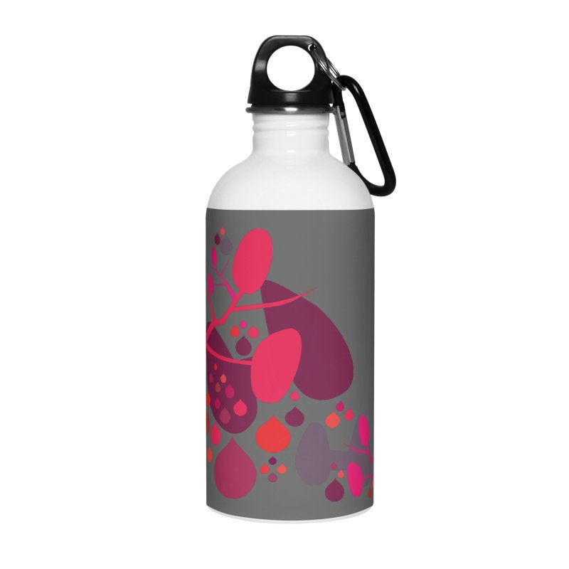 Parathyroid + Thyroid Accessories Water Bottle by I Heart Guts