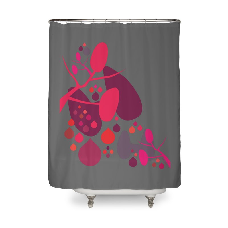 Parathyroid + Thyroid Home Shower Curtain by I Heart Guts