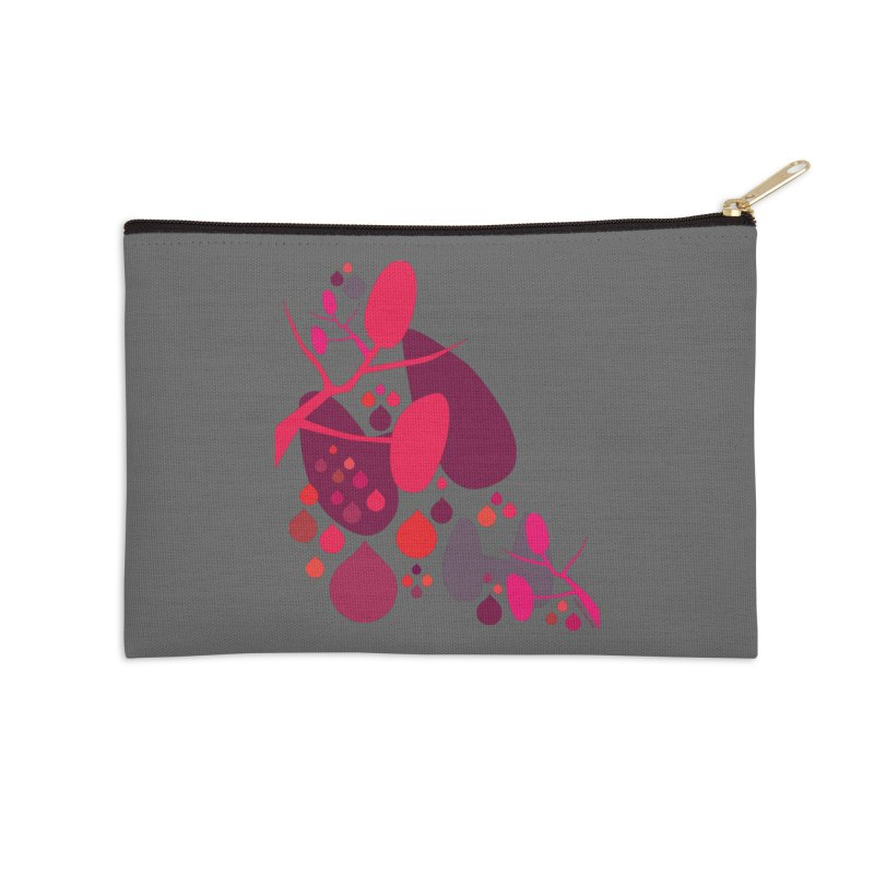 Parathyroid + Thyroid Accessories Zip Pouch by I Heart Guts