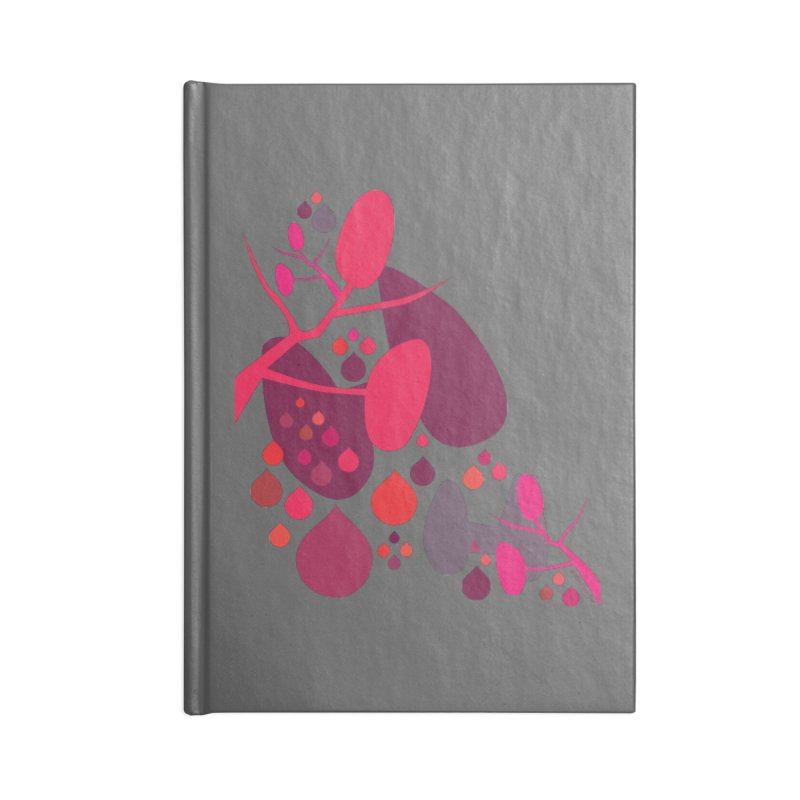 Parathyroid + Thyroid Accessories Notebook by I Heart Guts