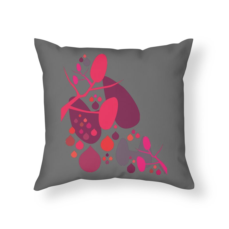 Parathyroid + Thyroid Home Throw Pillow by I Heart Guts