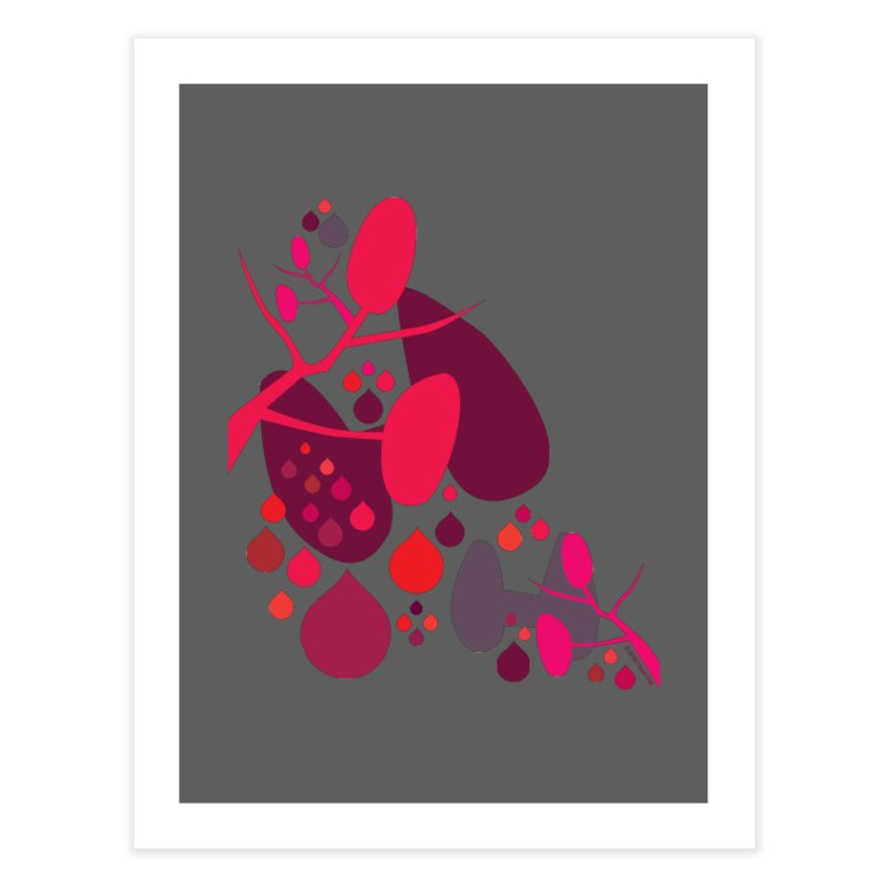 Parathyroid + Thyroid Home Fine Art Print by I Heart Guts