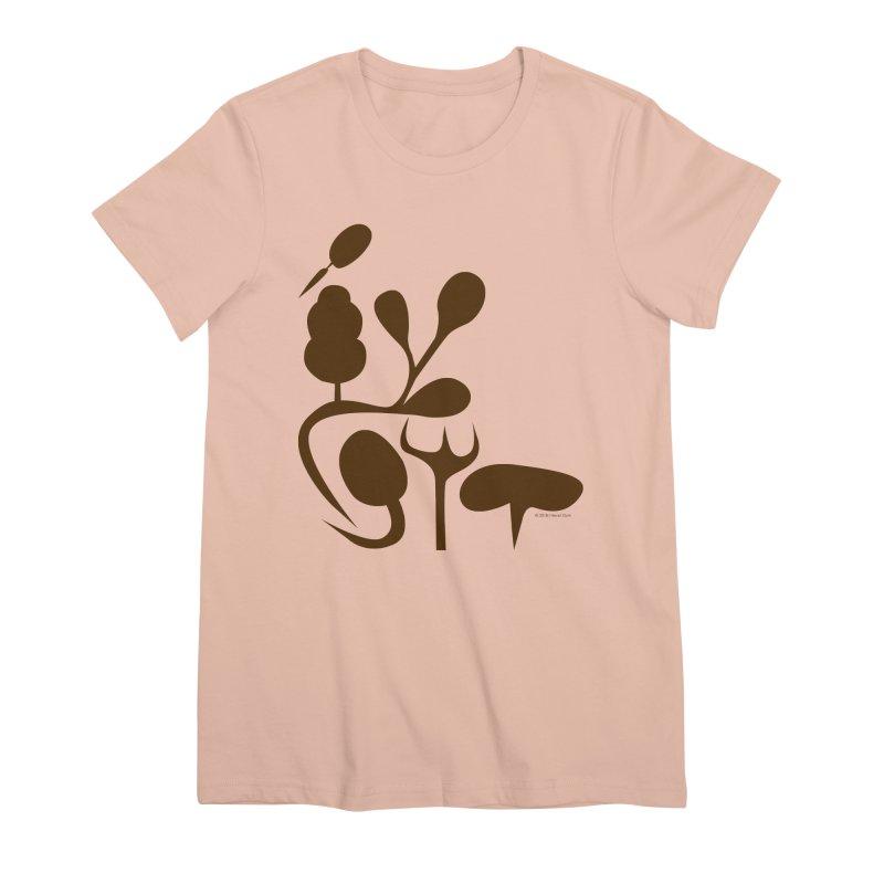 Sense of Touch Women's Premium T-Shirt by I Heart Guts
