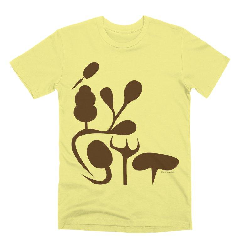 Sense of Touch Men's Premium T-Shirt by I Heart Guts
