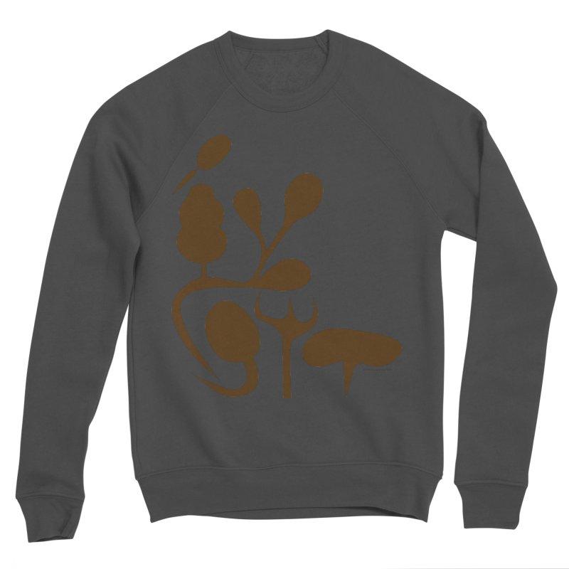 Sense of Touch Men's Sponge Fleece Sweatshirt by I Heart Guts