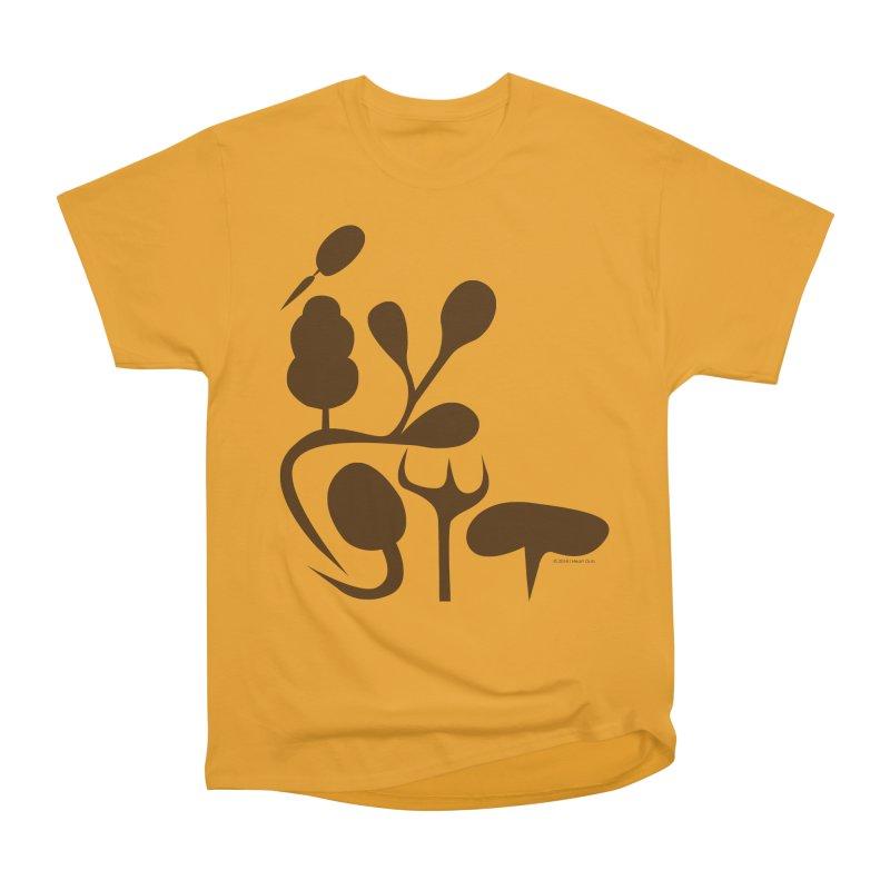 Sense of Touch Men's Heavyweight T-Shirt by I Heart Guts