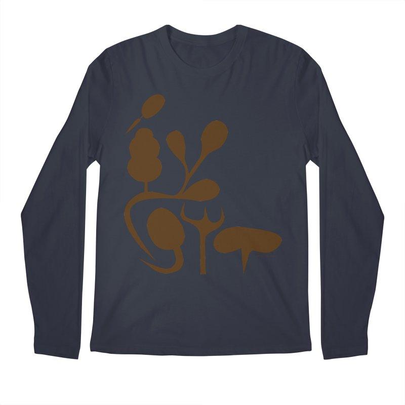 Sense of Touch Men's Regular Longsleeve T-Shirt by I Heart Guts