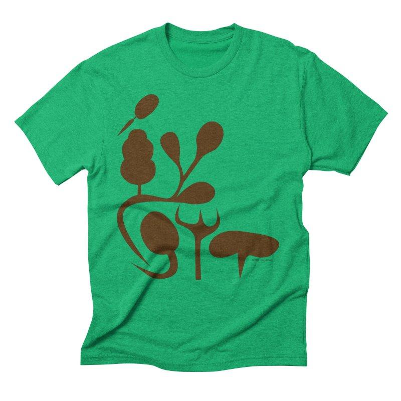 Sense of Touch Men's Triblend T-Shirt by I Heart Guts