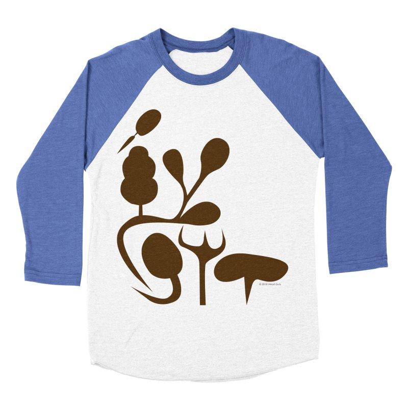 Sense of Touch Women's Baseball Triblend Longsleeve T-Shirt by I Heart Guts