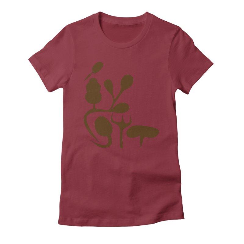 Sense of Touch Women's T-Shirt by I Heart Guts